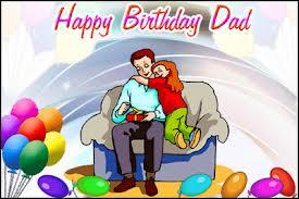 happy bday dad