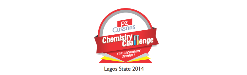 PZ CUSSON CHEMISTRY CHALLENGE FOR SECONDARY SCHOOLS