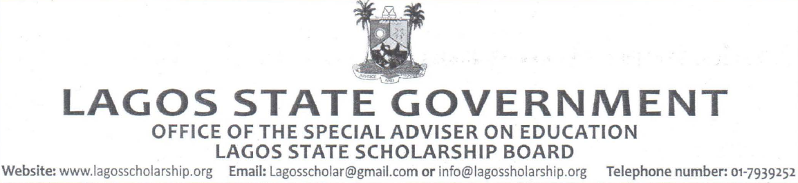 download lagos state goverment 2013_2014 bursary list